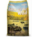 Taste of the Wild High Prairie Dog Food Grain Free 28 lb. Bag Bison/Venison/Lamb