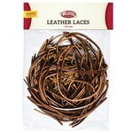 Weaver Laces Assorted Colors Leather