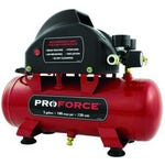 Pro Force Portable Air Compressor 2 gal. Single Stage