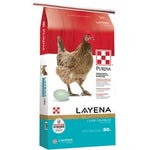 Purina® Layena Chicken Feed Layer Crumble 50 lb. Bag