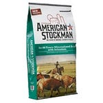 American Stockman Se-90 Ag Salt Trace Mineral with Selenium 50 lb. Bag