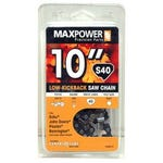 MaxPower 10 in. Chain Saw Chain Loop S40
