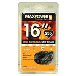 MaxPower 16 in. Chain Saw Chain Loop S55