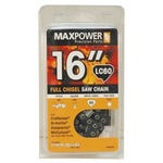 MaxPower 16 in. Chain Saw Chain Loop LC60