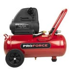 Pro Force Portable Air Compressor 7 gal. Single Stage