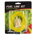 MaxPower Fuel Line Kit Deluxe 1/4 in. Tygon