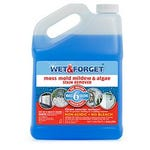 Wet & Forget® Moss Mold Mildew and Algae Stain Remover 1 gal.
