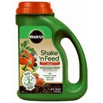 Miracle Gro Shake N Feed Fruit and Vegetable Food 10-5-15 4.5 lb.