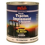 X-O Rust Truck Trailer Implement Primer Red