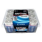 Ray O Vac® Alkaline Battery Pro C 12 Pack